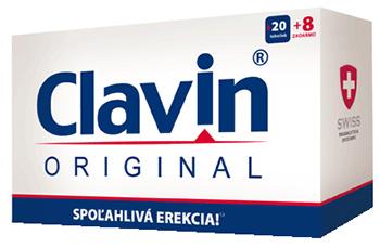 Clavin originál