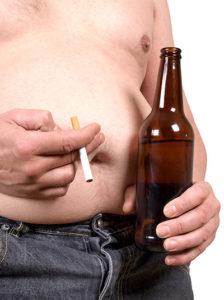 Erekcia a fajčenie