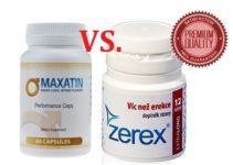 Maxatin verzus Zerex