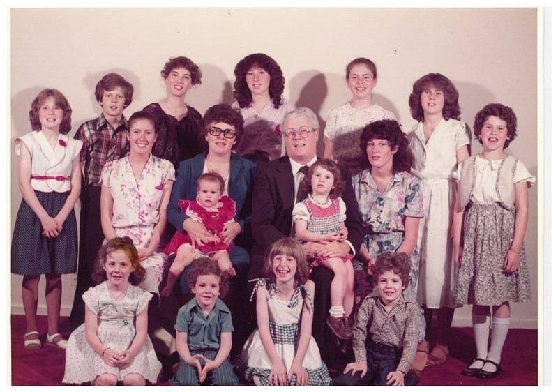 rozvetvená rodina