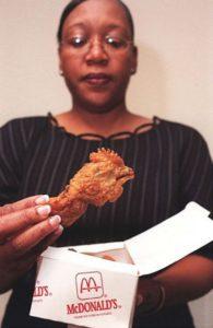 fastfood hnus