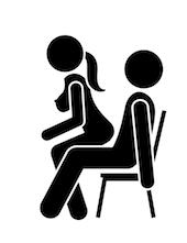 jazda na stoličke