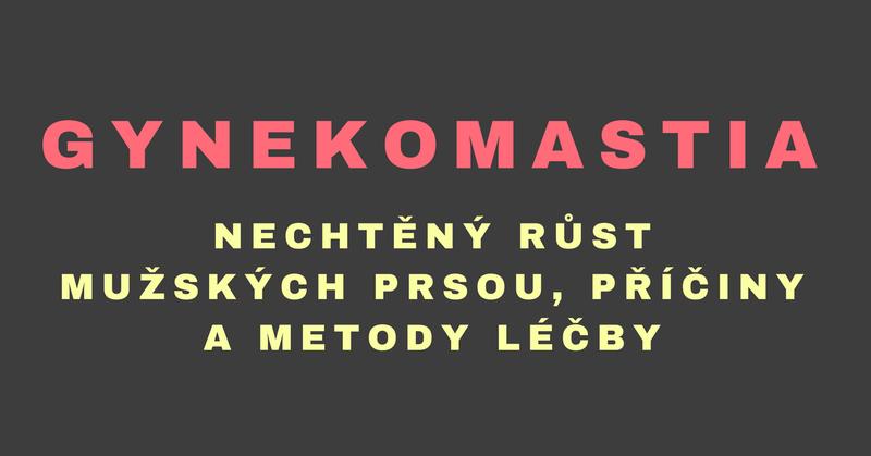 gynekomastia
