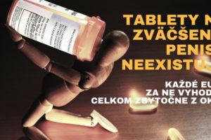 tablety na zväčšenie penisu