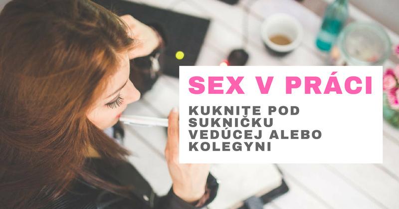sex v práci