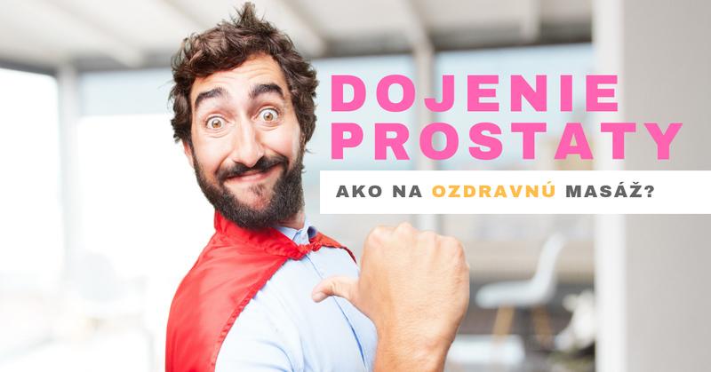 dojenie prostaty
