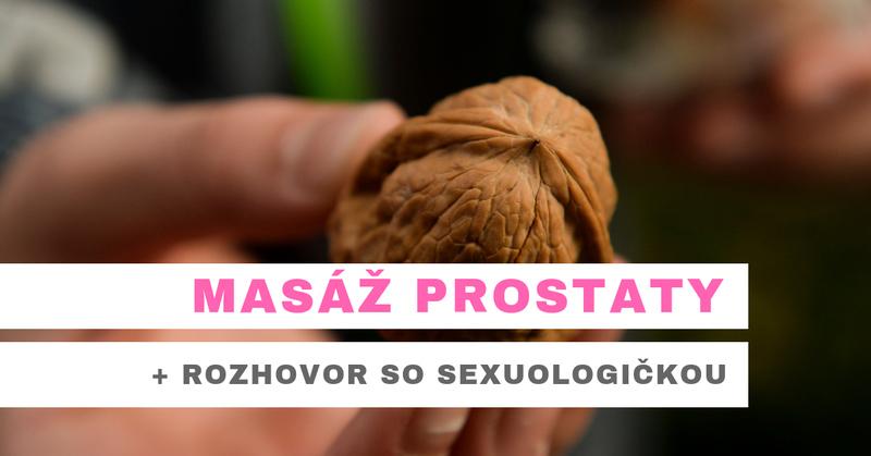 masáž prostaty