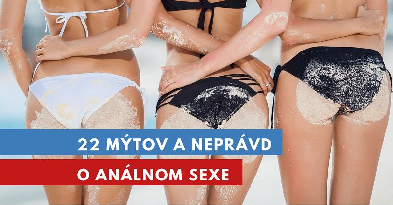 dôvodov, prečo mať análny sex party sex obrázky