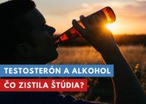 testosterón a alkohol