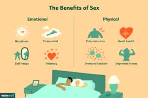 benefity pravidelného sexu