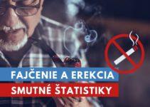 fajčenie a erekcia