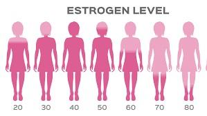 hladina estrogenu a vek