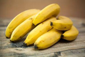 banány ako afrodiziakum