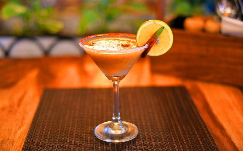 chilli martini ako afrodiziakum