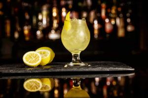 gin s medom a citrónom ako afrodiziakum