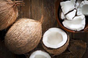 kokos ako afrodiziakum