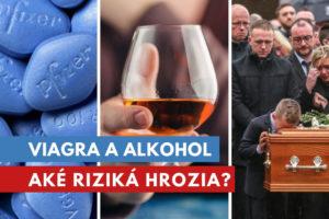 viagra a alkohol