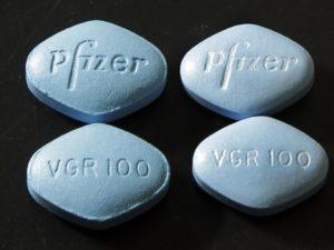 falošná a originálna Viagra