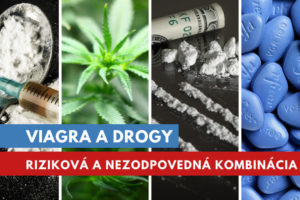 Viagra a drogy