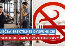 životný štýl a erektílna dysfunkcia