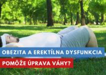 chudnutie a erektílna dysfunkcia