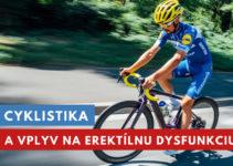 cyklistika a erektílna dysfunkcia