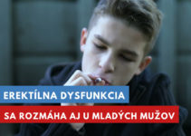 erektílna dysfunkcia u mladých mužov