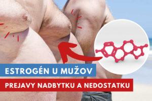 estrogén u mužov