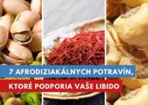 afrodiziakálne potraviny