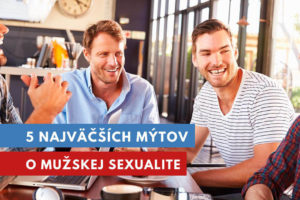 mýty o mužskej sexualite