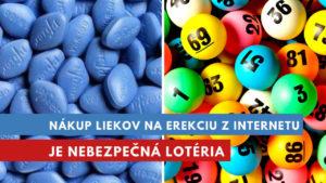 lieky na erekciu z internetu
