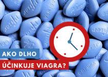 ako dlho účinkuje viagra?