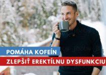 kofeín a erektílna dysfunkcia