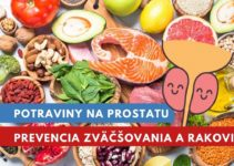 potraviny na prostatu