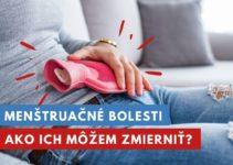 menštruačné bolesti