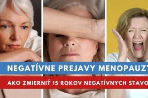 ako dlho trvá menopauza?