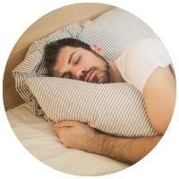spánok pre podporu plodnosti